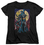 Womens: Batman - Paint The Town Red Shirts