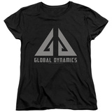 Womens: Eureka - Global Dynamics Logo T-shirts