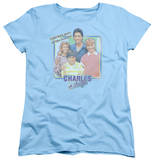 Womens: Charles In Charge - Part Of The Family T-Shirt
