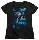 Womens: E.T. - Going Home T-shirts