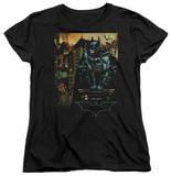Womens: Batman Begins - Waiting T-Shirt