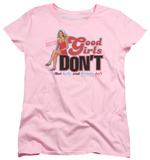 Womens: Beverly Hills 90210 - Good Girls Don't T-Shirt