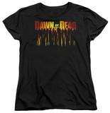 Womens: Dawn Of The Dead - Walking Dead Shirts