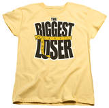 Womens: Biggest Loser - Logo Shirts