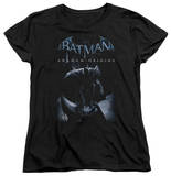 Womens: Batman Arkham Origins - Perched Cat Shirt