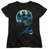 Womens: Batman - Heed The Call T-Shirt