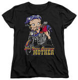 Womens: Betty Boop - Not Your Average Mother T-Shirt