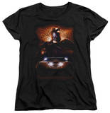 Womens: Batman Begins - Batman & Tumbler Shirts