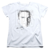 Womens: Elvis Presley - Blue Eyes T-shirts
