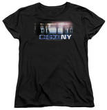 Womens: CSI - New York Subway Shirts