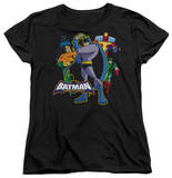 Womens: Batman The Brave and the Bold - Waiting Shirts