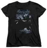 Womens: Batman Arkham Origins - Out Of The Shadows Shirts