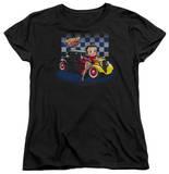Womens: Betty Boop - Hot Rod Boop Shirts