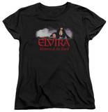 Womens: Elvira - Dark Mistress Shirts