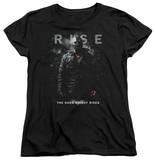 Womens: Dark Knight Rises - Bane Rise Shirts
