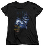 Womens: Batman Arkham Asylum - Arkham Killer Croc T-shirts