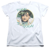 Womens: Animal House - Toga T-shirts