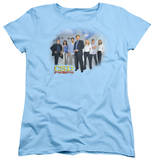 Womens: CSI - Miami Cast T-shirts