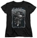 Womens: Batman - Nightwing Biker T-shirts