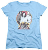 Womens: Charlie's Angels - Retro Group Shirts