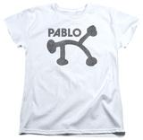 Womens: Concord Music - Retro Pablo Shirt