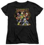 Womens: Garfield - Spotlight T-shirts