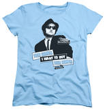 Womens: Blues Brothers - Women T-shirts