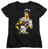 Womens: Bruce Lee - Body Of Action T-Shirt