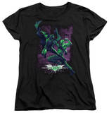 Womens: Dark Knight Rises - Bat Vs Bane Shirt