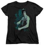 Womens: Bruce Lee - Feel T-Shirt