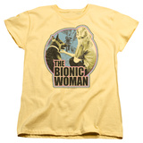 Womens: Bionic Woman - Jamie & Max T-shirts
