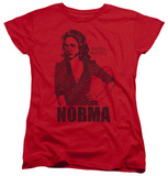 Womens: Bates Motel - Norma T-shirts
