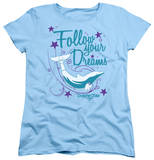 Womens: Dolphin Tale - Dreams T-Shirt