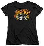 Womens: Charlie's Angels - Fire Shirt