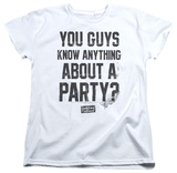 Womens: Dazed And Confused - Party Time Shirts