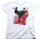 Womens: Bruce Lee - Kick It T-Shirt