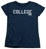 Womens: Animal House - College Shirt