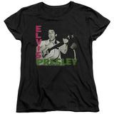 Womens: Elvis Presley - Elvis Presley Album T-Shirt