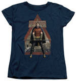 Womens: Batman Arkham City - Arkham Robin T-shirts