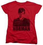 Womens: Bates Motel - Norman Shirt
