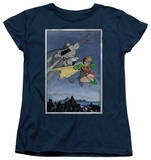 Womens: Batman - DKR Duo T-shirts