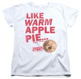 Womens: American Pie - Warm Apple Pie Shirt