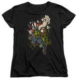 Womens: Dark Knight Rises - Bane Will Crush T-Shirt