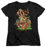 Womens: Dragon's Lair - Dirk The Dead T-shirts