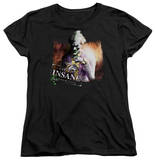 Womens: Batman Arkham City - Certified Insane T-shirts