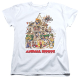 Womens: Animal House - Poster Art T-shirts