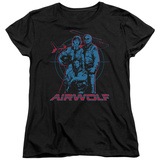 Womens: Airwolf - Graphic Shirt
