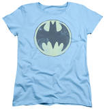 Womens: Batman - Old Time Logo T-shirts