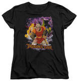 Womens: Dragon's Lair - Followed T-Shirt