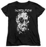 Womens: Batman Begins - Scarecrow Face T-shirts